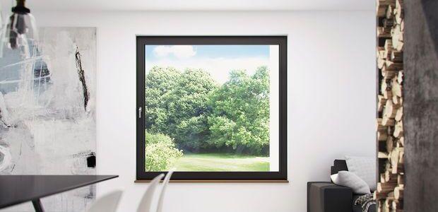 Durch ein modernes Fenster-system Energie sparen