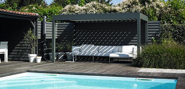 Ein modernes Gartenzimmer für Ihr Zuhause